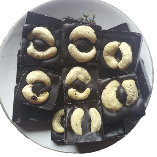 Dark-Cashew Chocolates-Birthday Chocolates