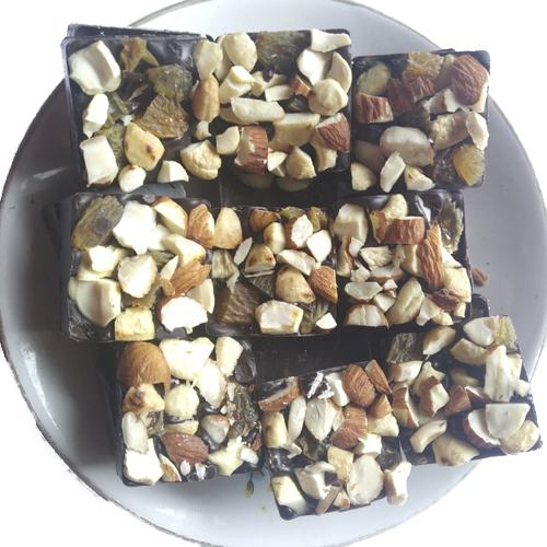 Dark-Fruit-Nuts-Birthday Chocolates